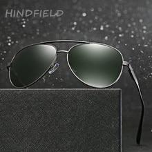 HINDFIELD Polarizado gafas de Sol de Los Hombres de Lujo Marca Sport Driving Gafas de Sol Masculinas gafas de sol hombre