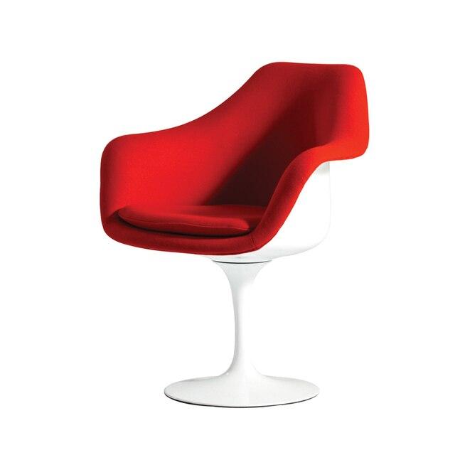 tulp stof sofa fauteuil stoel omgeven door sub cafe woonkamer ...