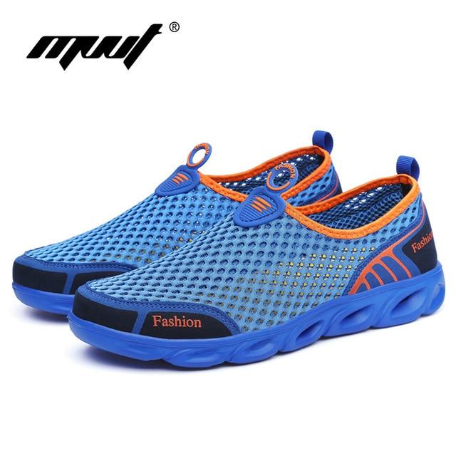 Cool Summer Men Running Shoes Super Light Men Sneakers Cushioning Outdoor Sport Shoes Water Shoes Aqua Shoes