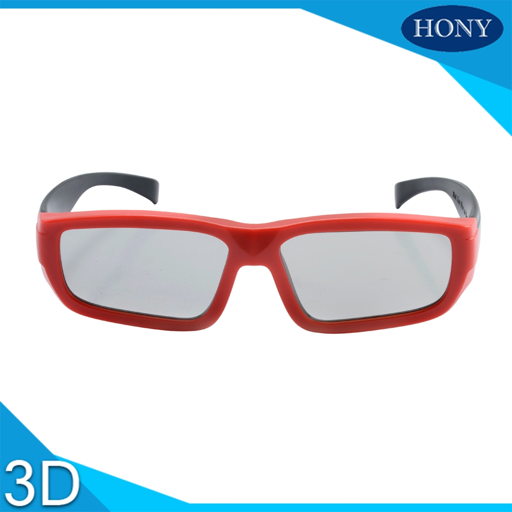 5pcs Pack Kids Passive Imax Cinemas Linear 3D Glasses for Movie Theaters&Projectors,IMAX Linear Polarized Lens Light 3d Glasses