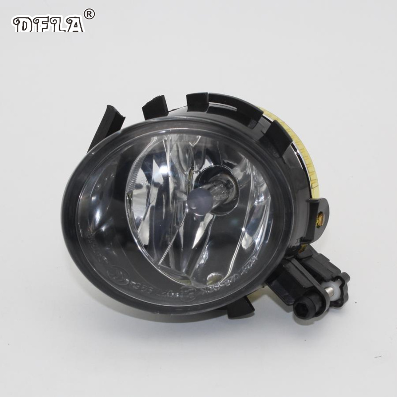 Car Light For Seat Altea Leon 2007 2008 2009 2010 2011 2012 2013 Car-styling Front Fog Light Fog Lamp Right Passenger Side car modification lamp fog lamps safety light h11 12v 55w suitable for mitsubishi triton l200 2009 2010 2011 2012 on