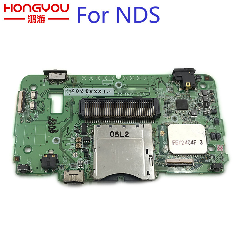 5Pcs Original Used for NDS Game Console mainboard Repair Replacement Motherboard PCB Board circuit board for Nintendo DS image