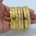 1 PC/Atacado Moda Dubai Jóias Pulseira de Ouro, Banhado A ouro NEW Pulseira Etiópia Etíope África Árabe Pulseiras de Ouro