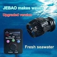 Jebao Mini Wave Pump 110~240V RW4 RW8 RW15 RW20 Coral Cylinder Pump Ocean Aquarium Wave Manufacturing Pump Universal
