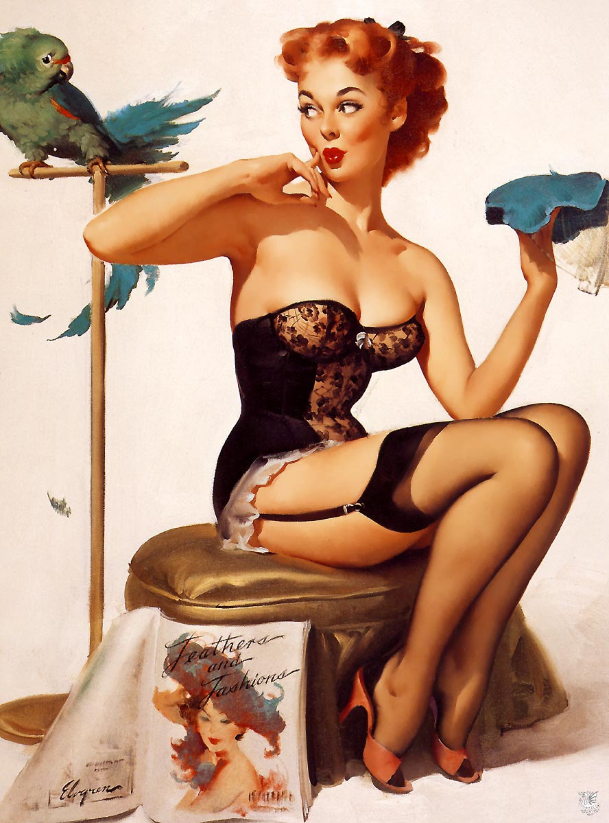 sexy pictures vintage