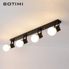 BOTIMI Kreative Deckenleuchten Einstellbare Metall Decke Montiert Lampen Licht Fr Korridor E27 Kaffee Bar Leuchten