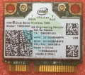 Intel Dual Band 7260HMW 7260AC 7260 HMWAC половина Mini PCI-e (без BT) беспроводная Карта FRU: 04W3814 для THINKPAD S440 S540 E440 E540