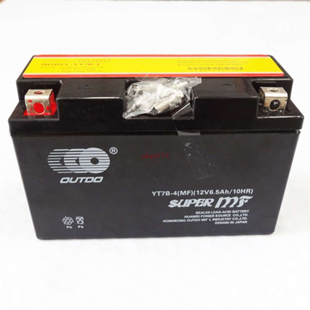 Battery For A Yamaha  Yfz