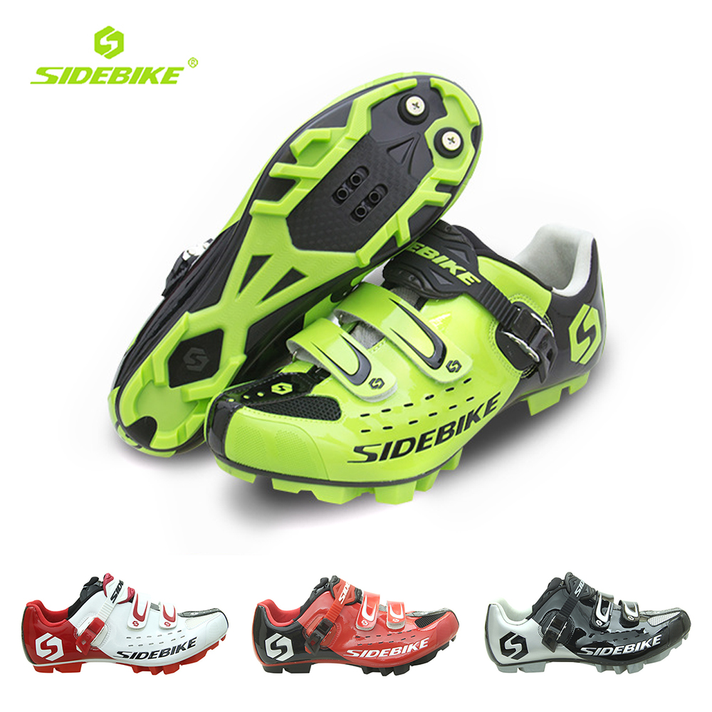 MTB bike shoes sports outdoor riding Autolock Sapatilha Ciclismo non slip wearable Zapatillas Ciclismo sports Bicycle