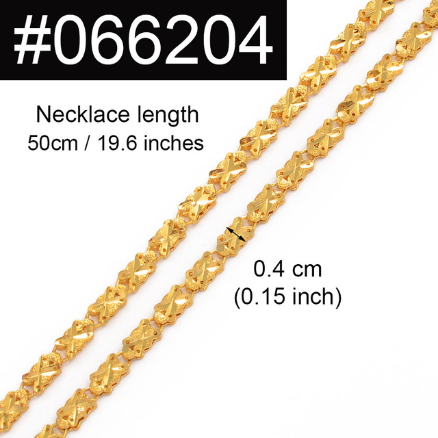 Anniyo Gold Color Chain...