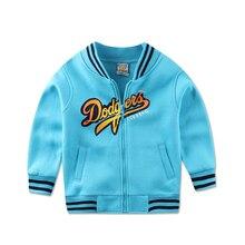 2017 Newest Spring Baby Boys Suits Korean Children Kids Cotton Fleece Jacket+Pants 2 Pcs Suits Infant/Newborn Girls Clothes