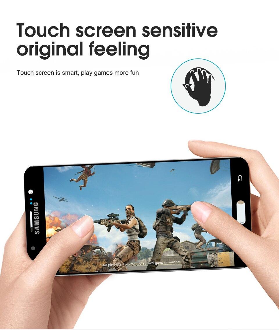 HTB1EZuBQHrpK1RjSZTEq6AWAVXat 100% Tested For Samsung Galaxy J7 2016 J710FN J710F J710M J710 LCD Display Touch Screen Digitizer Brightness Adjustable Assembly
