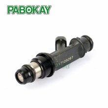 Fuel Injector 17125097 1999 for Daewoo Lublin 2.2L FJ10596 цена