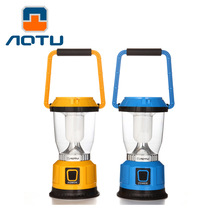Outdoor Indoor Portable Camping 60 LED Lamp with Lampshade Circle Tent Lantern White Light Campsite Hanging