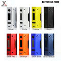 100% Original Cloupor Battlestar electronic ciagratte kit 200w power e cigarette TC box mod Vape for 18650 battery e-cigarettes