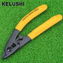 KELUSHI CFS-2 Fiber Optic Stripper tool Double-hole Stripping Pliers for Miller(China)