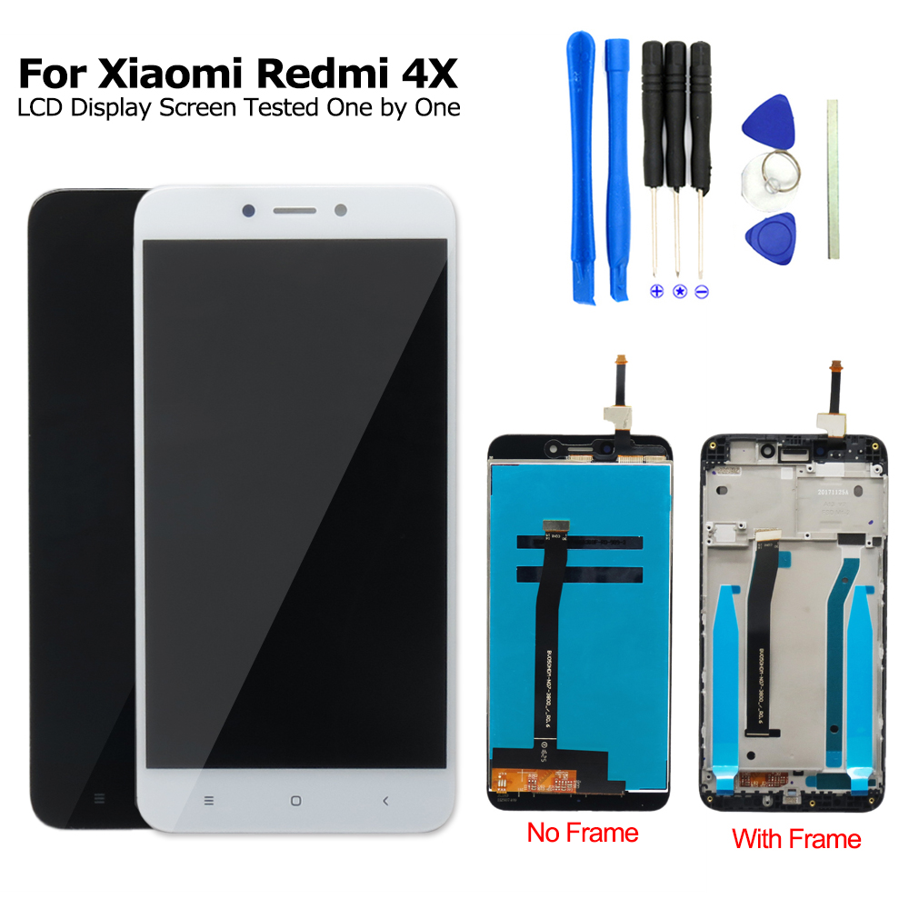 Mobile Phone Parts 10pcs For Xiaomi Mi Mix 2 Lcd Display+touch Screen Digitizer Assembly Replacement 100% New Tested Lcd Screen+touch For Mi Mix 2 Colours Are Striking