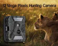 12MP HD Digital Infrared Trail Camera Scouting Wildlife Hunting Camera TFT 2.0′ LCD 940NM IR LED Video Recorder