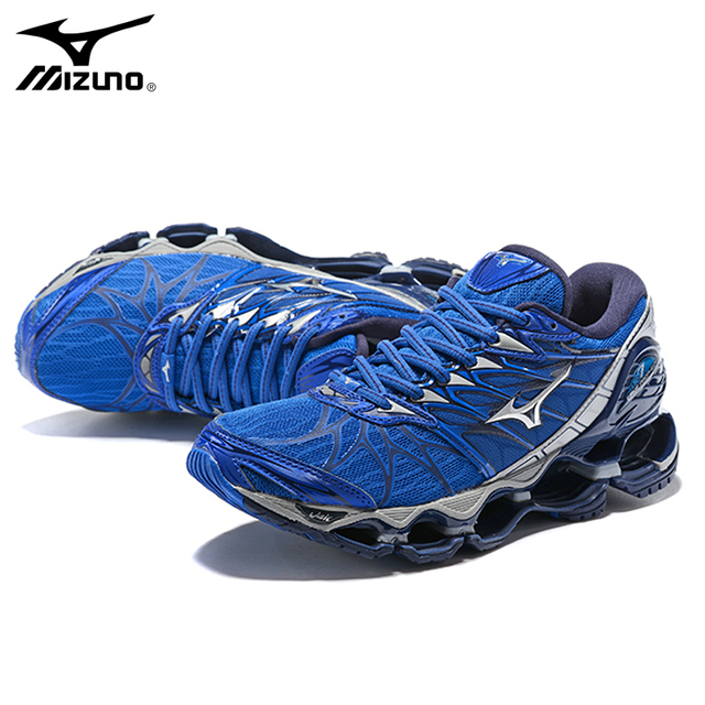 online store eaaff 6b235 US $29.64 41% OFF Aliexpress.com : Buy Original Mizuno Wave Prophecy 7  Professional Outdoor Men Shoes 5 colors Stable Breathable Sports  Weightlifting ...