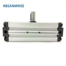 CRA1 05-90 Oscillating Cylinder Ningbo SANMINSE Cylinder cy1l 10 0 100 rodless cylinder ningbo sanminse cylinder