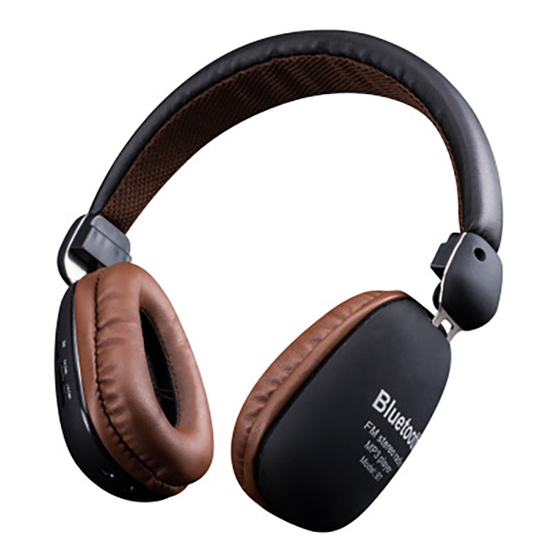 MS27 Bluetooth Headphone With Mic Support TF Card FM Wireless Headphones Bass Gaming Headset For iphone Xiaomi PC lesoi f1 portable wireless bluetooth speaker support tf card
