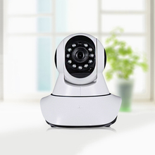 Remote Wireless Wifi Baby Monitor Electronic IP Camera HD 720p Live 10m Night Vision IR Led Motion Detection Two-way Voice