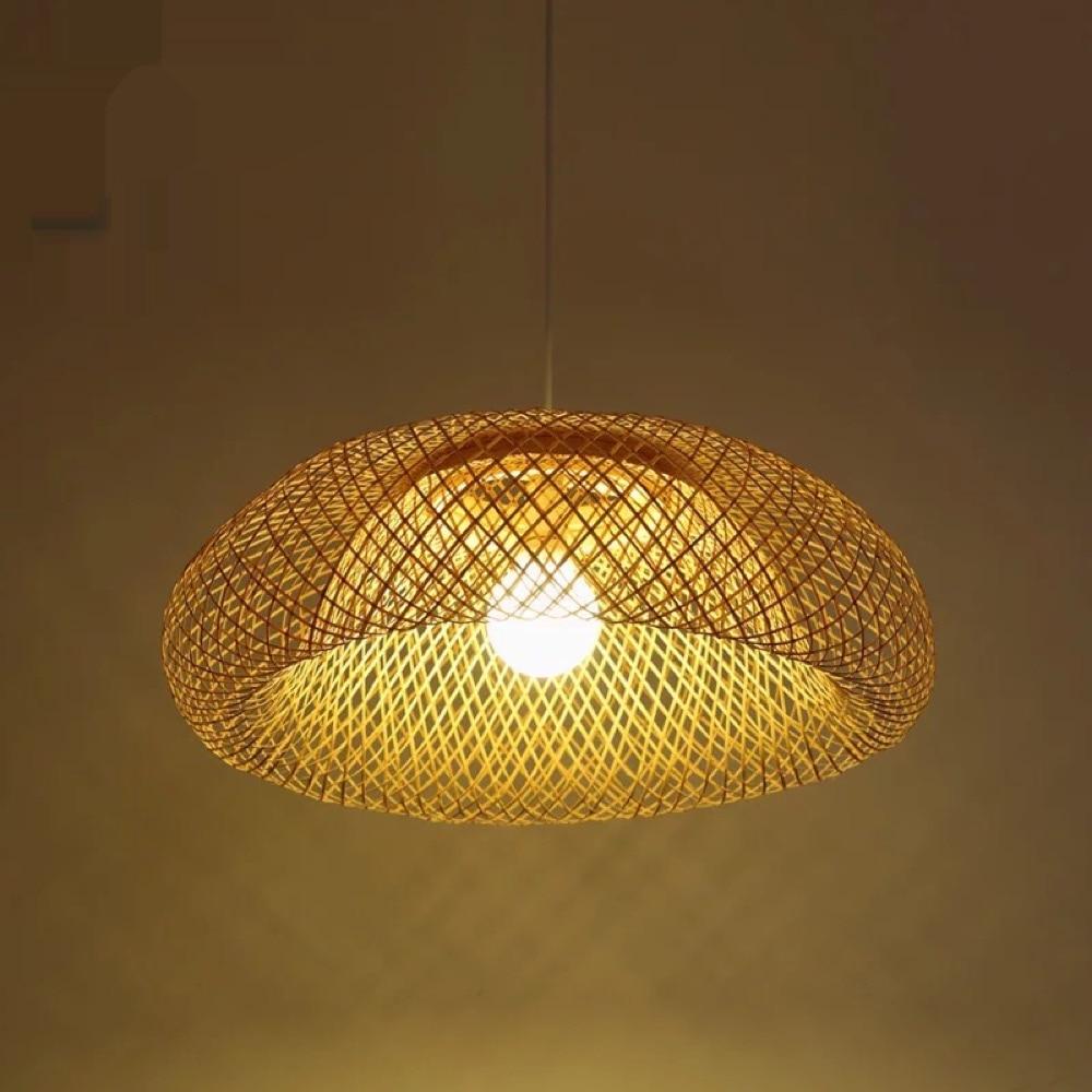 Rattan Light Fixtures