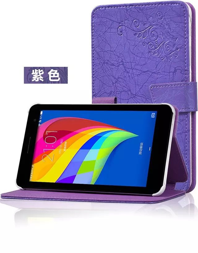 1x Экраннан қорғаушы, Huawei Mediapad T1 7.0 T1701w - Планшеттік керек-жарақтар - фото 6