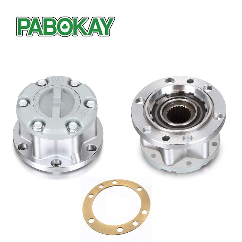 2 pieces x for SUZUKI SJ410SJ413 Samurai Sierra Gran Vitara JIMNY Free Wheel Locking hubs B039