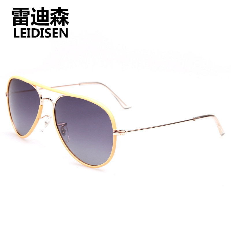 2016 fashion LEIDISEN Brand Designer Cool Polarized Sports Men Sunglasses UV Protect Sun Glasses oculos de sol feminino 3025
