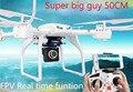 Profesión Drones MJX X101 Quadcopter 6-Axis RC helicóptero con cardán C4005 / C4008 FPV Wifi transmisión en tiempo Real de la cámara HD