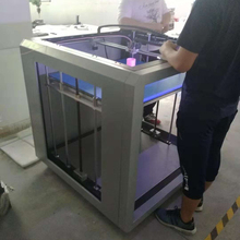 3D Printer 560*600*1000mm 3D Impressora Impresora Stampante Printing Machine Dual Nozzle Hotbed Big Touch Screen Drucker New tronxy x5s 400 diy 3d printer kits big printing size hotbed 3d printer