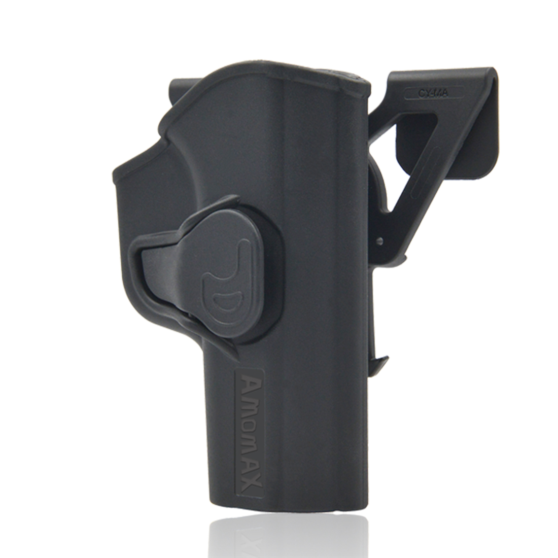 Surwish Adjustable Tactical Holster For Makarov PM  Outdoors Tactics Accessories - Right-Handed Black