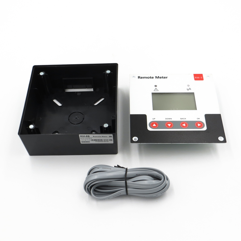 RM 5 RM 5B SRNE MPPT solar charger solar charge controller ML2420 ML2430 ML2440 ML4860