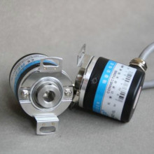 Hollow shaft rotary encoder ZKP3808-2500P/R 2500 pulse 2500 wire ABZ three phase