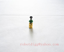 1set 508 Nozzle n Nozzle Connector Fit for 5mm Hollow Shaft Stepper Use for SMT Machine