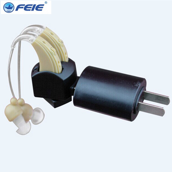 Electronic headset FEIE best sound voice mini device rechargeable headset BTE hearing aid  S-109S free shipping cost alibaba aliexpress best selling cheap enjoy music 8 channels micro hearing aid s 17a free shipping