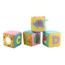 Block Toys Classic Plush Building Block Toys
