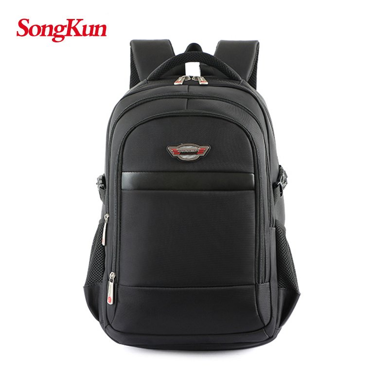 Best Selling Songkun Computer Laptop Backpack 15.6 inch School Bags Travel Waterproof Business Backpack Mochila for female/male