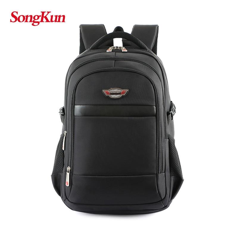 Best Selling Songkun Computer Laptop Backpack 15.6 inch School Bags Travel Waterproof  Business Backpack Mochila for female/male