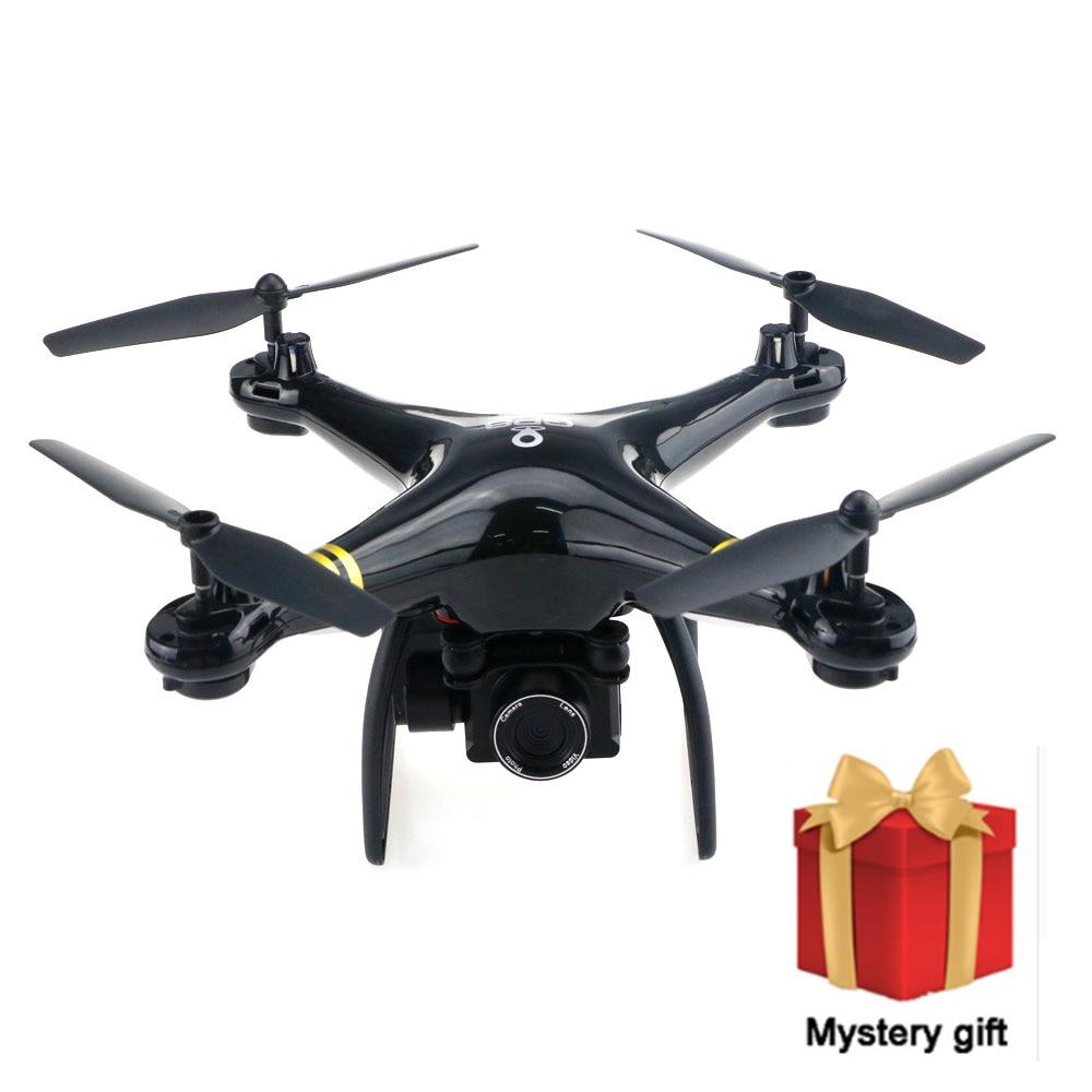 X5 RC Drone WIFI FPV 1080 P HD Caméra GPS Positionnement avec LED Lumière 300 mètres Vol D'un bouton retour Quadcopter