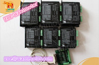 Hot Sell! Wantai 6PCS Brushless DC Motor Driver BLDC 8015A 24 50V, rated 15A ,peak 45A, CNC Mill Cut Laser Engraving Foam