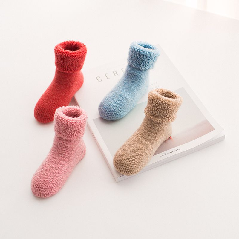 Wool Socks Baby Kids - Wool Toddler Socks - Best Sock 2017