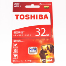 TOSHIBA Micro SD Card 64GB 32GB 16GB Class 10 48MB/S UHS-1 TF Card Micro SDHC for Smartphone Tablet Xiaomi Lenovo(China)