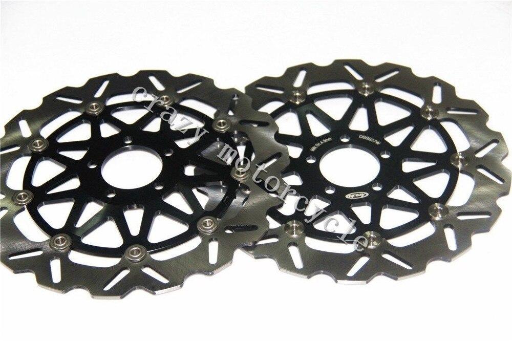 Free shipping moto Brake Rotor Disc For KAWASAKI ZX7R NINJA 750 96-03 ZX7RR 96-02 ZXR750L ZXR750R 93-95 ZX9R NINJA 900 94-97