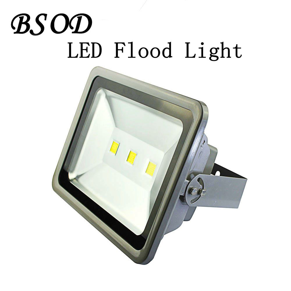 LED Flood Light Lamp AC 185-265V Waterproof IP65 150W Aluminum Outdoor Super Brightness Low Price Strong Energy Saving