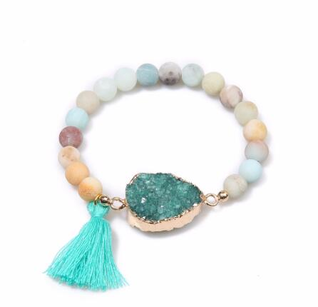 2018 nouveaux Couples Distance Bracelet classique pierre naturelle styles Bracelets de perles pour hommes femmes meilleur ami2018 nouveaux Couples Distance Bracelet classique pierre naturelle styles Bracelets de perles pour hommes femmes meilleur ami