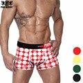 Reparto estupendo sexy men underwear boxer bikini underwear slip para hombre marca de ropa para hombre transparente underwearhym15 & 08