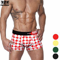 Super Deal sexy men underwear Boxer bikini slip brand clothing mens underwear mens transparent underwearHYM15&08