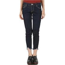 2017 весна женская одежда повседневная черные джинсы женщина высокой талией джинсы тонкий джинсовые брюки женщины